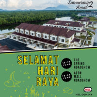 Hari Raya Deals at Spring, AEON Mall Roadshows