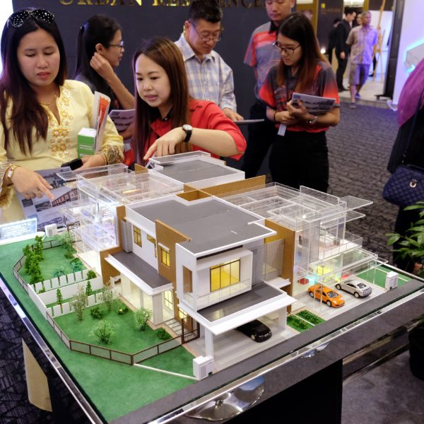 HSL's booth at SHEDA Property Expo 2018 draws large crowd