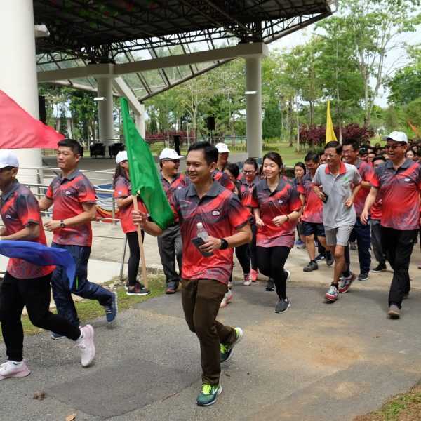 HSL Promotes Healthy Living with Activity Day