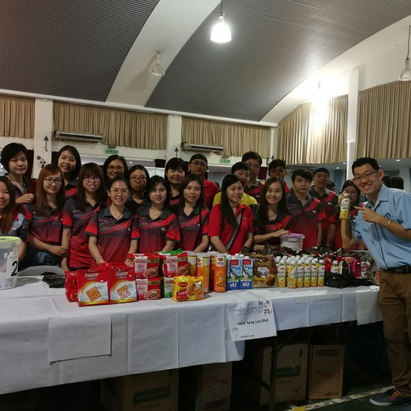 HSL raised funds for Sarawak Society for the Deaf