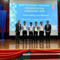 HSL Continues To Award Swinburne's Best Civil Engineering Students