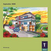 SamariangAman3, Colour & Win, September 2020
