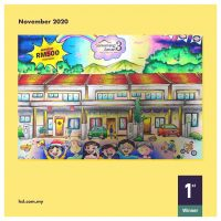 SAMARIANG AMAN 3, COLOUR & WIN, NOVEMBER 2020