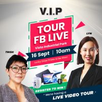VIRTUAL LAUNCH OF NEW SHOW UNIT AT VIP
